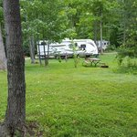 Shady acres campsites