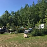 Lake chippewa campground