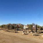 Pinyon flat campground