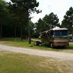 Country roads motorhome and rv park