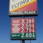 Flying j travel plaza ripon ca