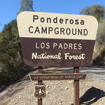 Ponderosa campground lpnf