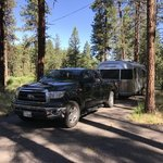Quartz flat campground