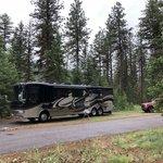 Quartz flat campground