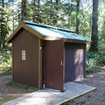 Fish creek campground mt hood nf