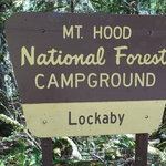Lockaby campground