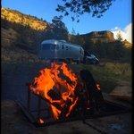 Lower palisades campground