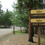 Tabor campground
