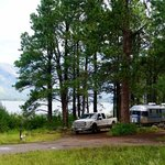 North canyon campground san juan nf