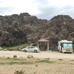 Sawtooth canyon campground