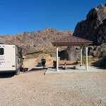 Sawtooth canyon campground
