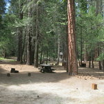 Princess campground sequoia nf