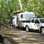 Sycamore ranch park campground