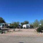 Mesa apache junction koa