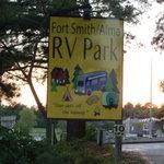Fort smith alma rv park