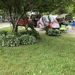 Koa campground boone