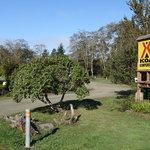 Koa campground bay center