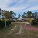 Gulf shores pensacola west koa