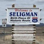 Seligman route 66 koa