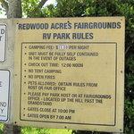Redwood acres fairgrounds