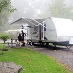 Lookout mountain chattanooga west koa