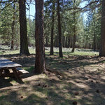 Red tail rim south trailhead campground