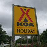 Covert south haven koa