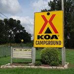 Monroe county toledo north koa