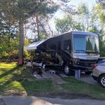 Koa campground petoskey