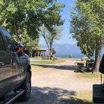 Polson flathead lake koa
