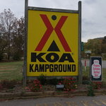 Asheville east koa