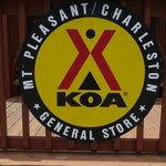 Mount pleasant charleston koa