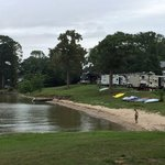 Lake livingston onalaska koa