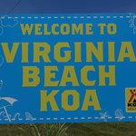 Virginia beach koa