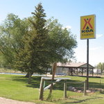 Koa campground lyman