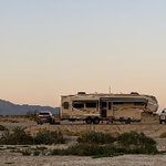Salt creek beach campground