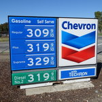 Chevron gas station redding ca