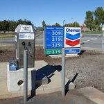 Chevron gas station redding ca
