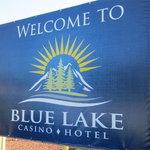 Blue lake casino