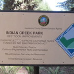 Indian creek county park