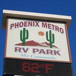 Phoenix metro rv park
