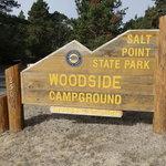 Woodside campground salt point state park