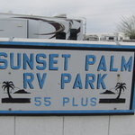 Sunset palm rv park