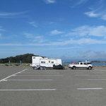 Samoa boat ramp county park