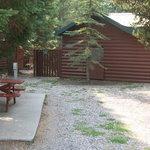Wagon wheel rv campground cabins