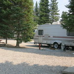 Wagon wheel rv campground cabins