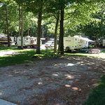 Sandy shores campground