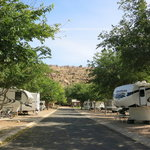 Zion west rv park