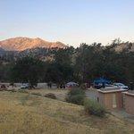 Sandy flat campground
