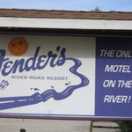 Fenders river road resort